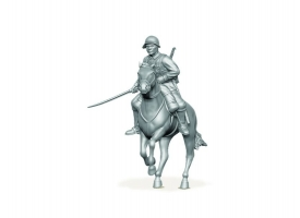 Сборные солдатики ZVEZDA Советская кавалерия, 1/72 1