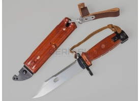 Тульский штык-нож 6Х4 для АКМ, АК-74