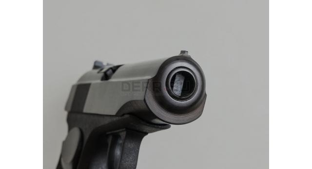 Охолощённый пистолет ПМ Р-411 / Ижевск, Байкал под 10ТК [пм-96]
