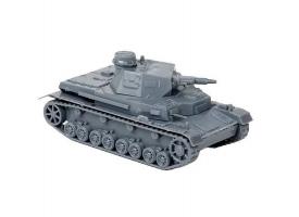 Сборная модель ZVEZDA Немецкий танк Т-IV, 1/100