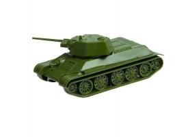 Сборная модель ZVEZDA Советский танк Т-34/76 1943г., 1/100