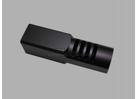 ДТК Ильина ГK-02 V.2 / Для Вепря, Сайги под резьбу M22x0,75 [мт-847]