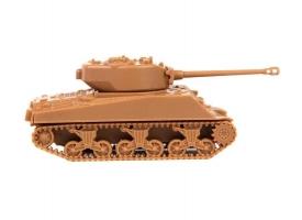 Сборная модель ZVEZDA Американский средний танк &quotШерман&quot М4А2, 1/100 1