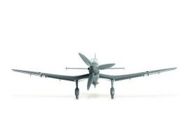 Сборная модель ZVEZDA Немецкий бомбардировщик Ju-87B2, 1/144