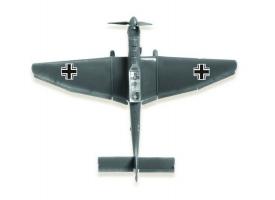 Сборная модель ZVEZDA Немецкий бомбардировщик Ju-87B2, 1/144 1