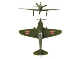 Сборная модель ZVEZDA Советский истребитель ЛАГГ-3, 1/144 1