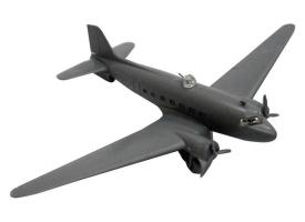 Сборная модель ZVEZDA Советский самолет Ли-2, 1/200