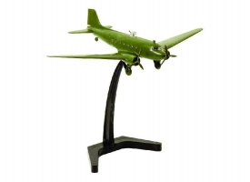 Сборная модель ZVEZDA Советский самолет Ли-2, 1/200 1