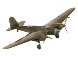 Сборная модель ZVEZDA Советский самолёт СБ-2, 1/200