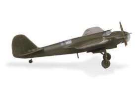 Сборная модель ZVEZDA Советский самолёт СБ-2, 1/200 1