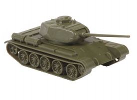 Сборная модель ZVEZDA Советский средний танк Т-44, 1/100