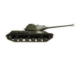 Сборная модель ZVEZDA Советский тяжёлый танк ИС-2, 1/100