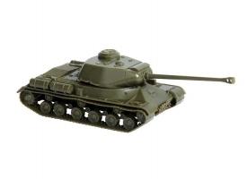 Сборная модель ZVEZDA Советский тяжёлый танк ИС-2, 1/100 1