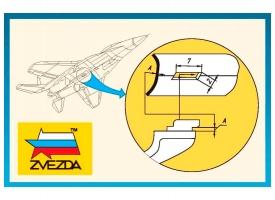 Подставка для моделей самолётов и вертолётов любых масштабов 1