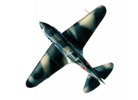 Сборная модель ZVEZDA Советский истребитель МиГ-3, 1/72 1