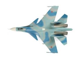 Сборная модель ZVEZDA Советский истребитель Су-27, подарочный набор, 1/72