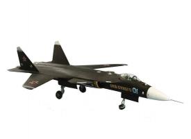 """Сборная модель ZVEZDA Российский истребитель пятого поколения Су-47 """"Беркут"""", подарочный набор,1/72"""