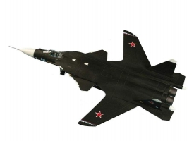Сборная модель ZVEZDA Российский истребитель пятого поколения Су-47 &quotБеркут&quot, подарочный набор, 1/72 1