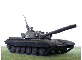 Сборная модель ZVEZDA Советский основной боевой танк Т-72Б, 1/35 1