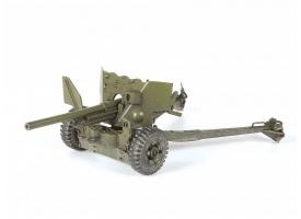 Сборная модель ZVEZDA Британская 6-ти фунтовая противотанковая пушка МК-II, 1/35