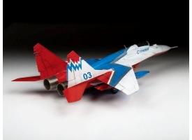 Сборная модель ZVEZDA Авиационная группа высшего пилотажа МиГ-29 &quotСтрижи&quot, 1/72 1