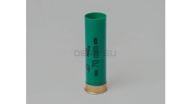 Гильзы 16 калибра без капсюля / Новые без капсюля основание латунь 8-мм пластиковая гильза 70-мм [нг-4]