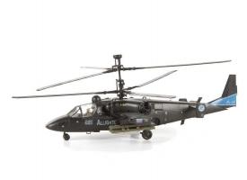 """Сборная модель ZVEZDA Российский боевой вертолет """"Аллигатор"""", подарочный набор, 1/72"""