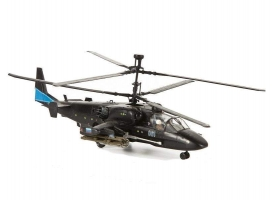 Сборная модель ZVEZDA Российский боевой вертолет &quotАллигатор&quot, подарочный набор, 1/72 1