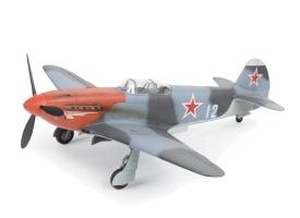 Сборная модель ZVEZDA Советский истребитель Як-3, подарочный набор, 1/48