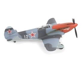 Сборная модель ZVEZDA Советский истребитель Як-3, подарочный набор, 1/48 1