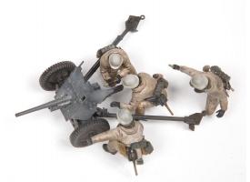 Сборная модель ZVEZDA Немецкая противотанковая пушка ПАК-36 с расчетом, 1/35 1