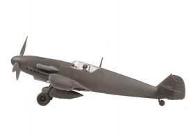 Сборная модель ZVEZDA Немецкий истребитель &quotМессершмитт&quot Bf-109F4, 1/48 1