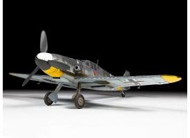 Сборная модель ZVEZDA Немецкий истребитель Мессершмитт BF-109G6, 1/48 1