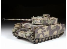 Сборная модель ZVEZDA Немецкий средний танк Pz IV Ausf. G, 1/35