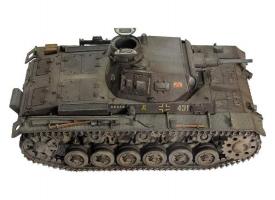 Сборная модель ZVEZDA Немецкий средний танк T-III (F), 1/35 1