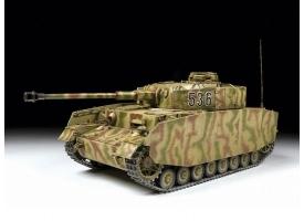 Сборная модель ZVEZDA Немецкий средний танк T-IV (H), 1/35