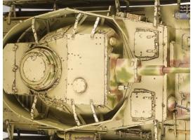Сборная модель ZVEZDA Немецкий средний танк T-IV (H), 1/35 1