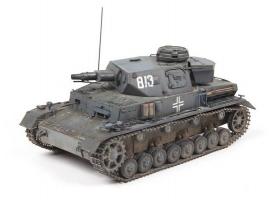 Сборная модель ZVEZDA Немецкий средний танк Т-IV E, 1/35