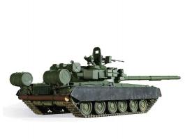 Сборная модель ZVEZDA Основной боевой танк Т-80БВ, подарочный набор, 1/35 1