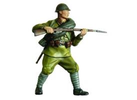 Сборная модель ZVEZDA Пехота красной армии (1940-1942 г.), 1/35 1