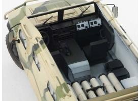 Сборная модель ZVEZDA Российский бронеавтомобиль ГАЗ &quotТИГР&quot с ПТРК &quotКорнет-Д&quot, 1/35 1