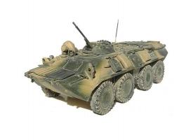 Сборная модель ZVEZDA Российский бронетранспортер БТР-80, 1/35