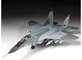 Сборная модель ZVEZDA Российский истребитель МиГ-29 (9-13), 1/72