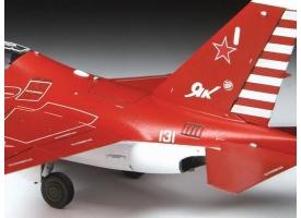 Сборная модель ZVEZDA Российский пилотажный самолет Як-130, 1/72 4