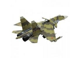Сборная модель ZVEZDA Российский сверхманевренный истребитель Су-37, подарочный набор, 1/72 1