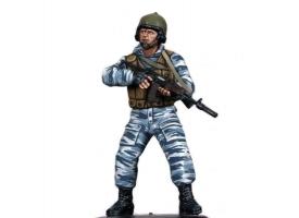 Сборная модель ZVEZDA Российский спецназ (набор № 1), 1/35 1