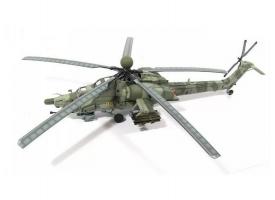 Сборная модель ZVEZDA Российский ударный вертолет Ми-28НЭ &quotНочной охотник&quot, 1/72 1