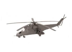 Сборная модель ZVEZDA Российский ударный вертолет Ми-35М, подарочный набор, 1/72 1