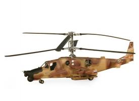 """Сборная модель ZVEZDA Российский ударный вертолет """"Ночной охотник"""", подарочный набор, 1/72"""