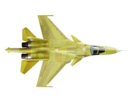 Сборная модель ZVEZDA Российский фронтовой бомбардировщик Су-32ФН, 1/72 1